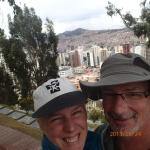 La Paz : Mirador Monticulo
