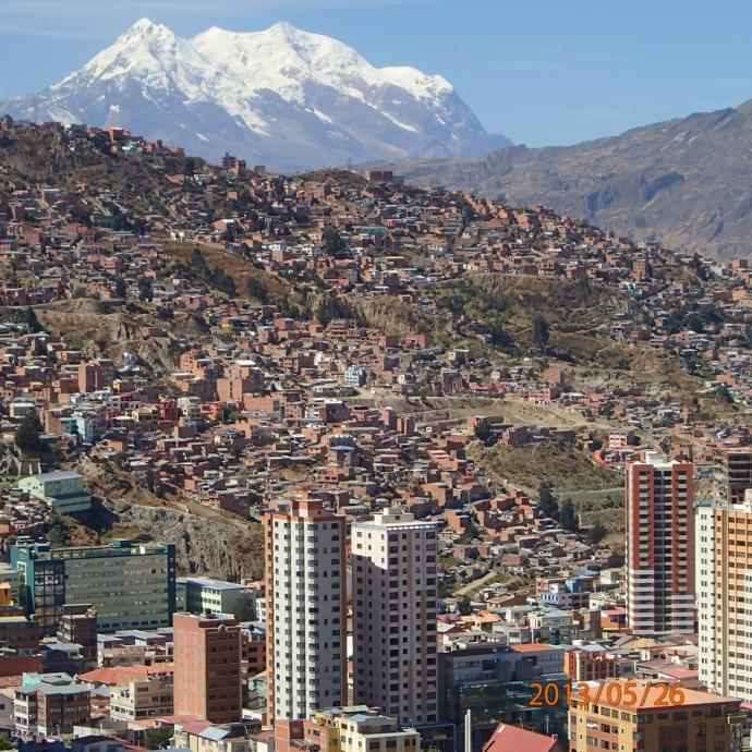 La Paz - Mirador Kili Kili