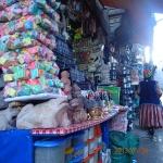 La Paz -Kiosque des sorcières