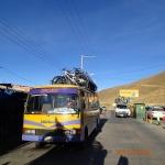 La Paz - vers Cumbre