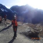 La Paz - A Cumbre (4800m) et c'est parti!