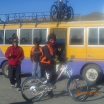 La Paz - VTT (préparation)