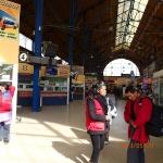 La Paz- La gare (toute une aventure)