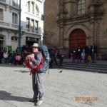 La Paz - notre grand voyageur direction du terminal