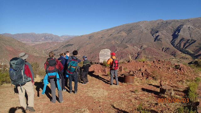Bolivie - Sucre_Trek (J12) - 10