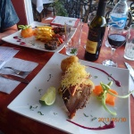 Sucre - repas a moins de $40 (regarder les frites)