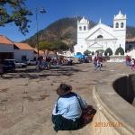 Sucre - quartier Recoleta en haut du mirador
