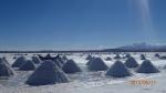 Salar J4 - A la sortie du désert où il font sécher le sel pour exportation
