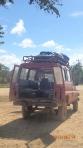 Pampas - Départ d'une autre aventure vers la Pampas (3h de route)