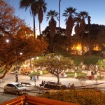 Sucre - Plaza del Mayo