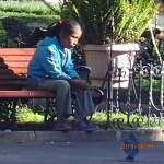 Sucre - Plaza del Mayo ( y a des jours pire que d'autres!)