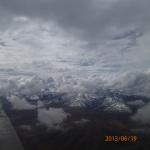 La Paz - changement de climat drastique...Cordillère Royale des Andes