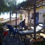 Sucre - BB La Selenita (la terrasse)