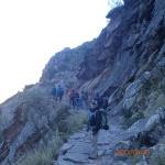 Sucre-Trek (J1- Chataquilla_Inca trail)