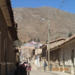 Sucre - Marche Tarabuco