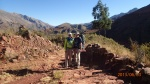 Sucre-Trek (J1- Chataquilla) - Nos 2 grands aventuriers.... Leur 1er trek!
