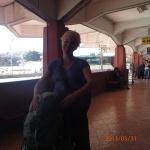 Sucre - retrouvaille avec le sac en cavale (terminal)