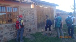 Sucre- Trek J2 (l'entrée isolée de nos cabane à Potolo)