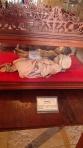 Potosi - musé de la monnaie (2 momies bébés