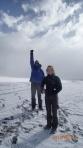 Lipez J2 - que de climat nous traversons...nos 2 autres joyeux loosers (Lani et Luc)!