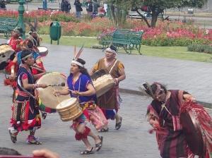 Cusco - la fête du soleil