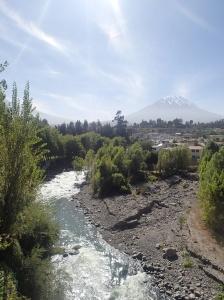 Arequipa - voici le Misti (5825m)