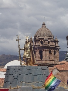 Cusco - Plaza d'ARMAS