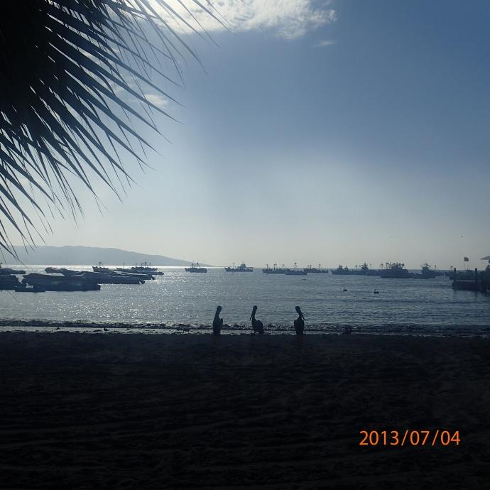 Paracas - D'autres aussi se la coule douce