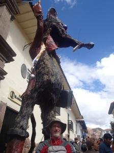 Cusco - Le grand méchand loup et mon Ti-loup