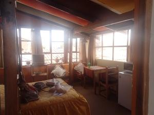 "Cusco - Wow, wow , wow...notre chambre dans le B&B de ""Mama Cusco 1"""