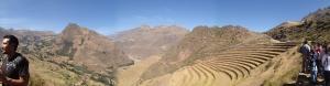 Cusco - Tour vers la Vallée Sacrée: Ruina de Pisac et ses paliers de culture