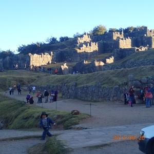Cusco - Tour de vile Sacsayhuamãn