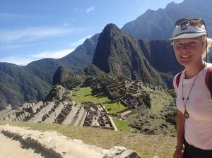 Cusco - Macgu Picchu : ha le voici ... :-)