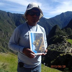 Cusco - Machu Picchu: observez bien la photo!