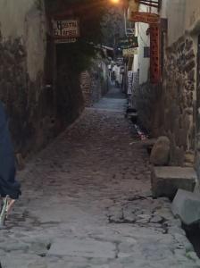 Cusco - Tour vers la Vallée Sacrée: Le système de canalisation de la ville d'Ollantaytambo