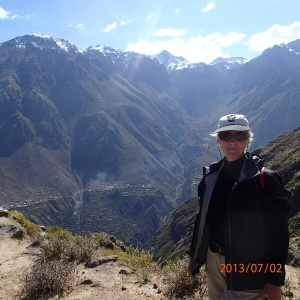 Arequipa - Tour vers le Cañon del Rio Colca: j,espère que t'es prête ma grande?