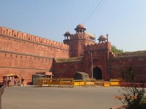Red Fort de Delhi