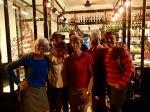 Avec notre somelière (Café San Juan)